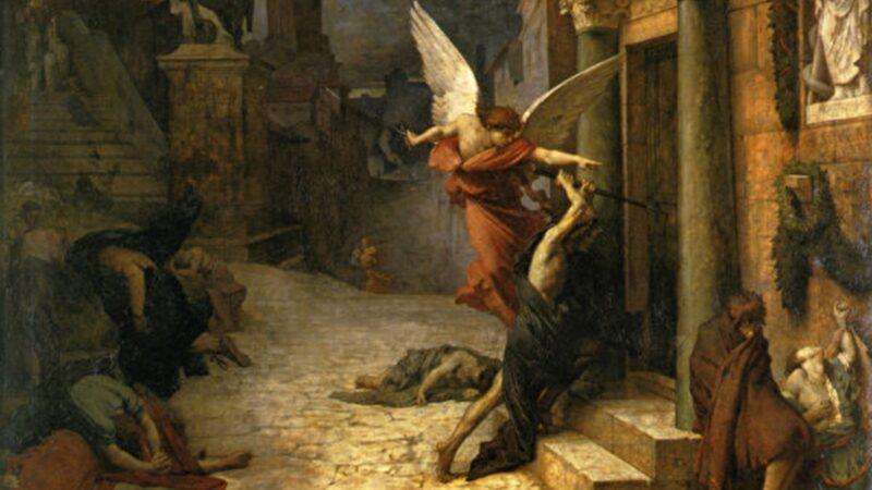 黑死病与罗马帝国的覆亡