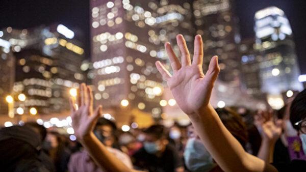 大紀元準確傳達香港民意 呈現時代真相