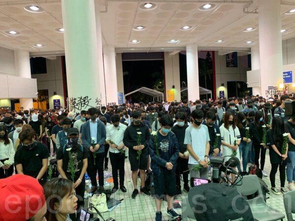 政权在杀人 香港反送中已逾11人死亡
