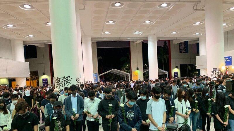 政權在殺人 香港反送中已逾11人死亡