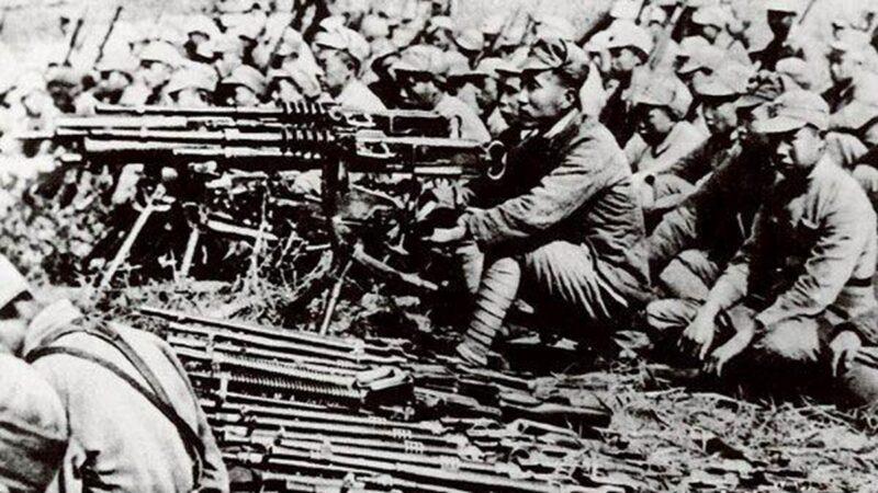 毛澤東策劃皖南事變內幕:害死項英 嫁禍蔣介石