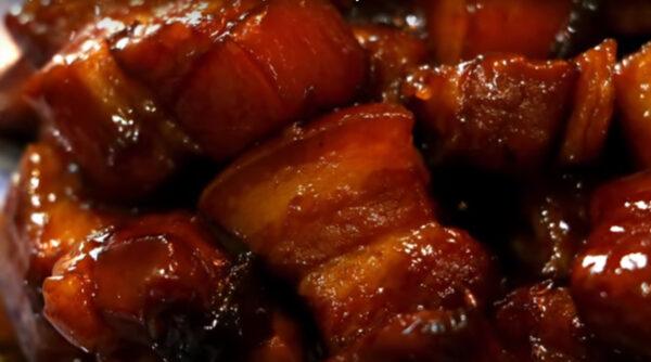 红烧肉 家庭简单做法(视频)