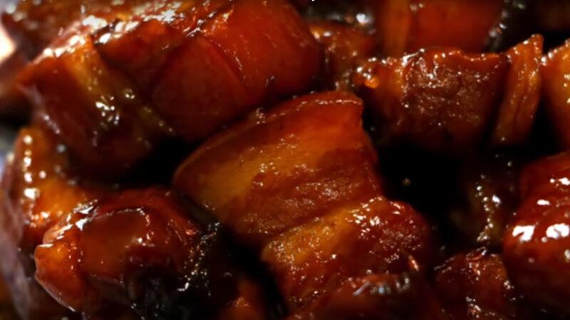 紅燒肉 家庭簡單做法(視頻)