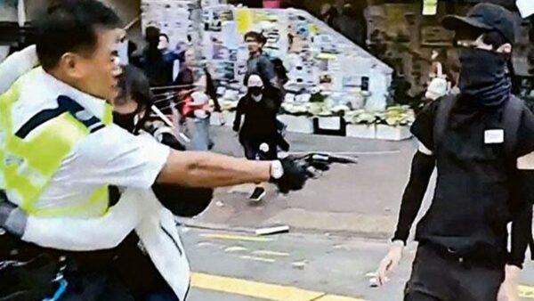 香港中枪学生转普通病房 醒后问有多少同学被捕