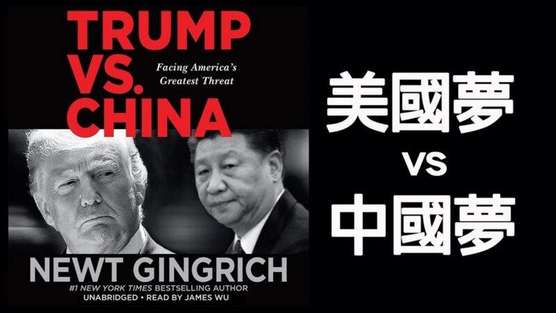 【江峰时刻】《川普对决中国》:方伟采访美国重量级政治人物金里奇(gingrich)中国梦的实现就是美国梦的终结