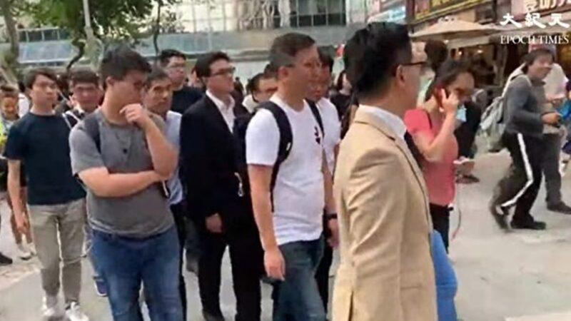 【直播回放】11.25民主派议员到理大声援受困学生