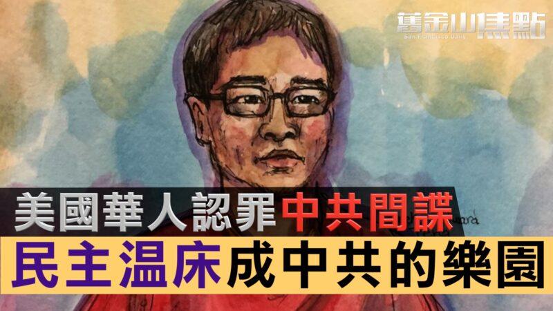 【旧金山焦点】又一例共谍案爆光 美华裔导游认罪为中共间谍 为何共谍抓不完?
