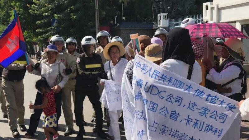 中共权贵加速转移香港资金 逼爆柬埔寨反华潮