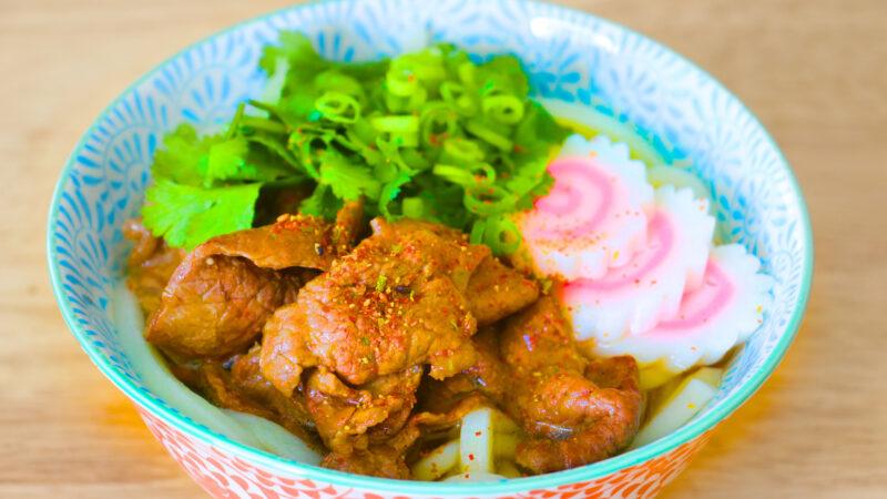 【美食天堂】日式牛肉烏冬湯麵~大人小孩吃了都說讚讚讚!家常料理食譜 一學就會