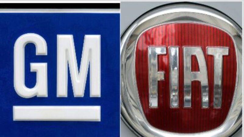 通用汽车对菲亚特克莱斯勒提出重磅诉讼