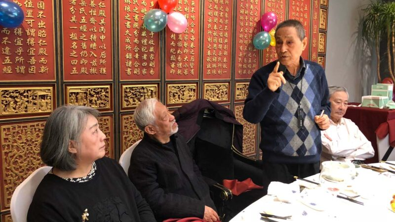鮑彤北京慶生感言:香港已經成功了 是永遠的成功