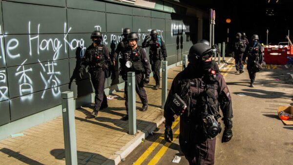 快讯:港警撤出理大 未拘捕留守者