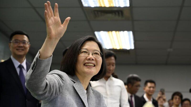 【直播回放】总统蔡英文接受联访 | 第14届亚洲民主人权奖颁奖典礼