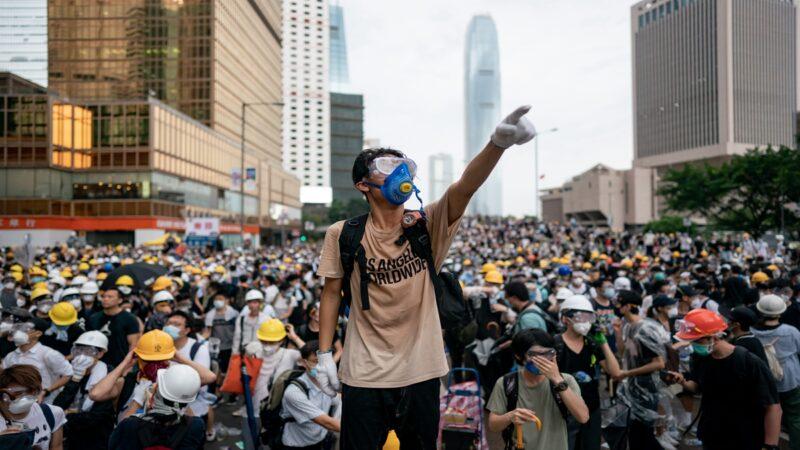 王丹: 中共低估了香港人的勇气