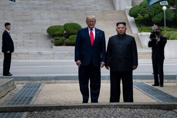韩情报透露:金正恩12月将晤川普
