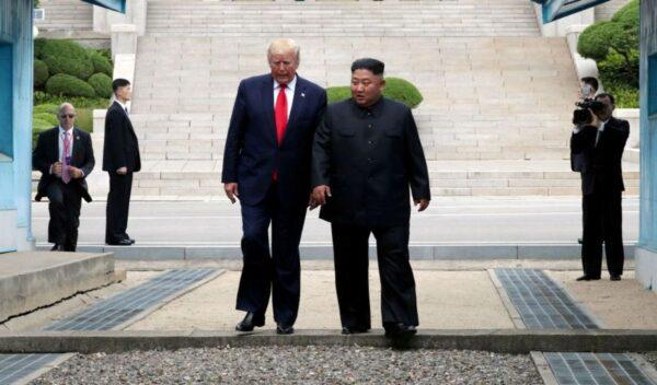 韓國情報院:未來兩個月內或敲定第4次川金會