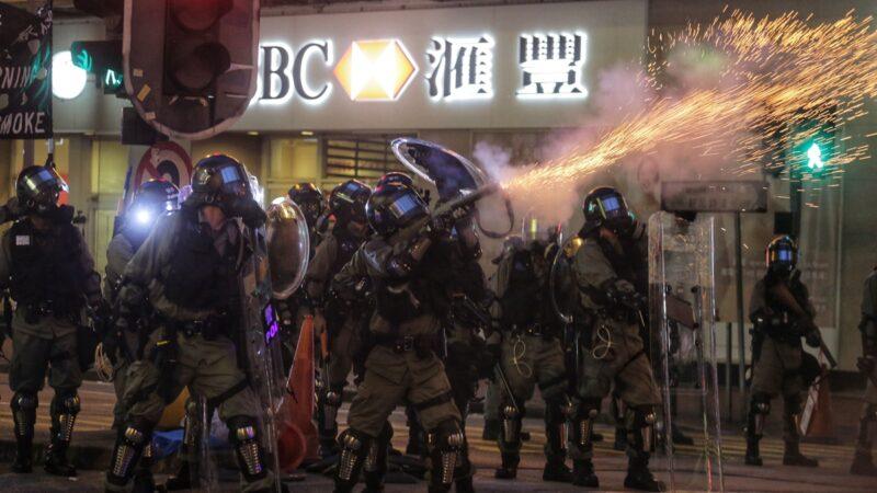 警察辛苦了?歌手改編周杰倫歌曲嗆港警(視頻)