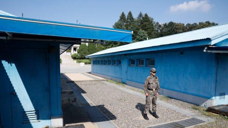 涉殺16名船員 韓首次經板門店遣送朝鮮2居民