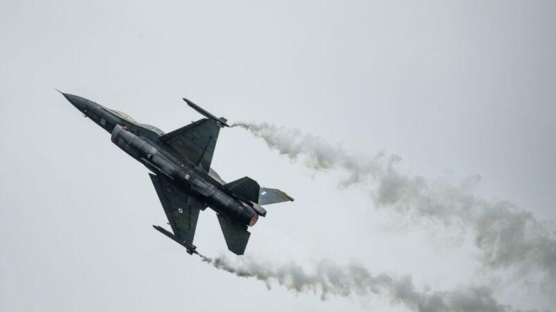 驻日美军F-16掉落训练弹 所幸未传伤亡