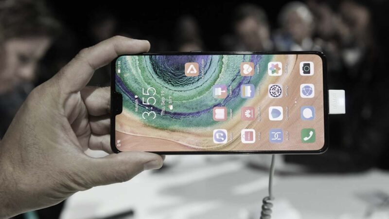 華為又「賣國」?售台手機遭警告後刪除「中國台灣」