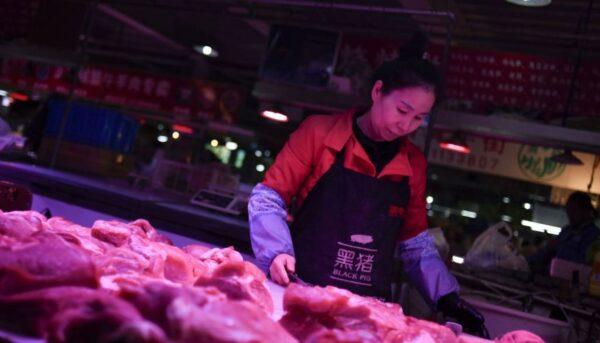 中国猪肉价暴涨 一份回锅肉卖400元网友惊呆