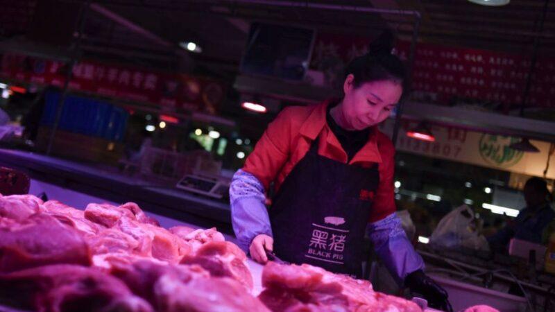 中國豬肉價暴漲 一份回鍋肉賣400元網友驚呆