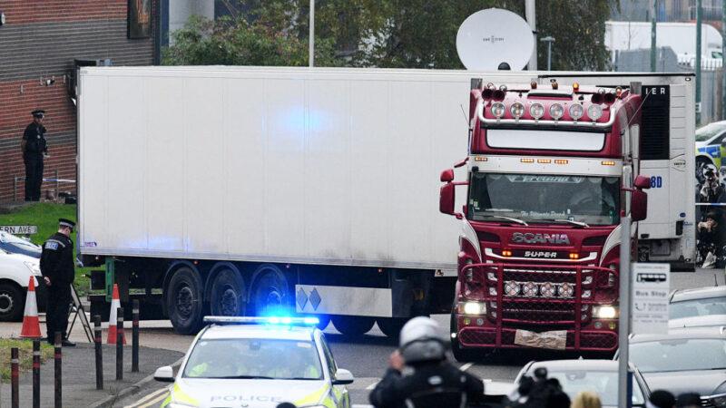 曾稱運載物是餅乾 英「39命貨櫃車」司機認罪