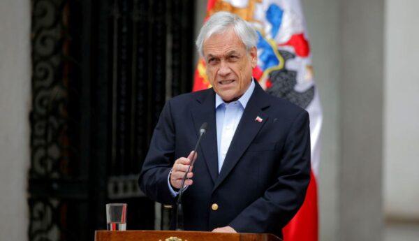 智利警方也传滥暴 总统声明:暴警须受严惩