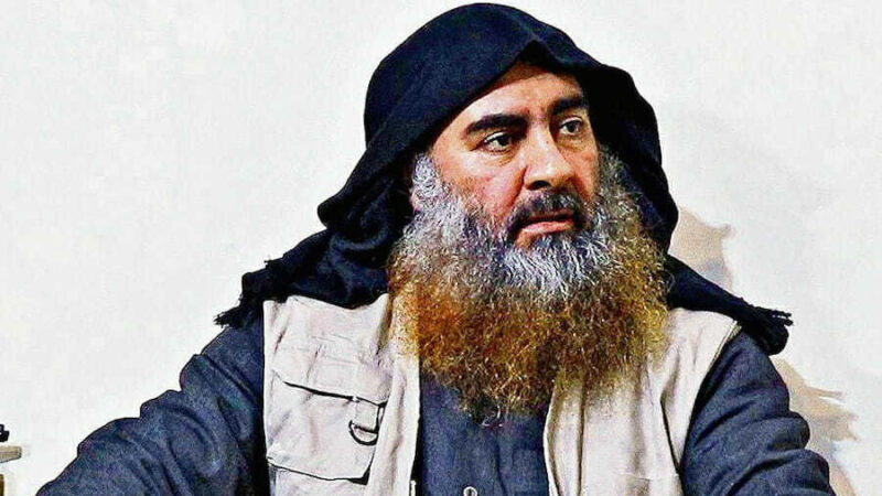 巴格达迪姐姐被活捉 军方获ISIS机密