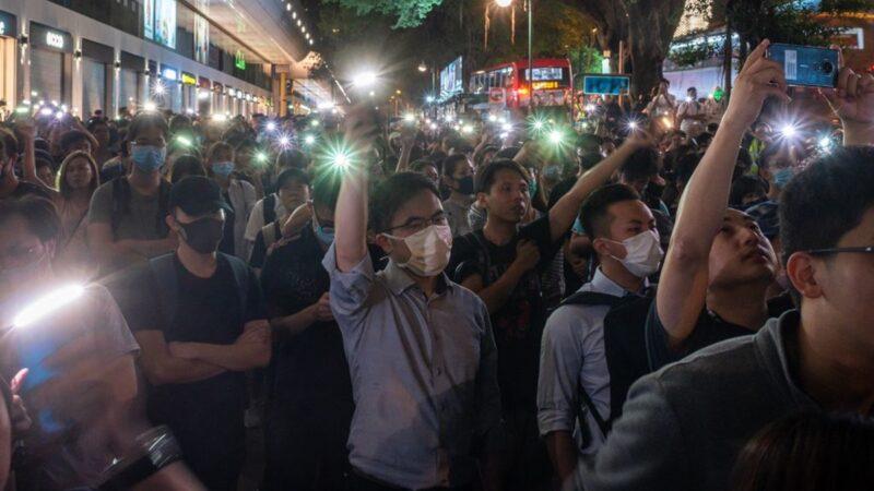 【直播回放】11.2求援國際集會 港警追捕抗議者(國語翻譯)