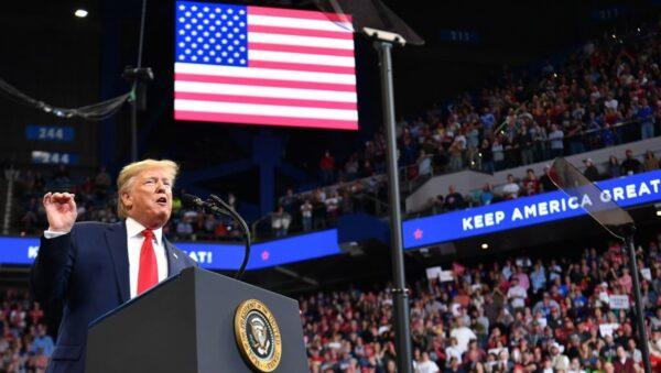 【直播回放】川普肯塔基州助選集會演講—「讓美國繼續偉大」(中文同聲翻譯)