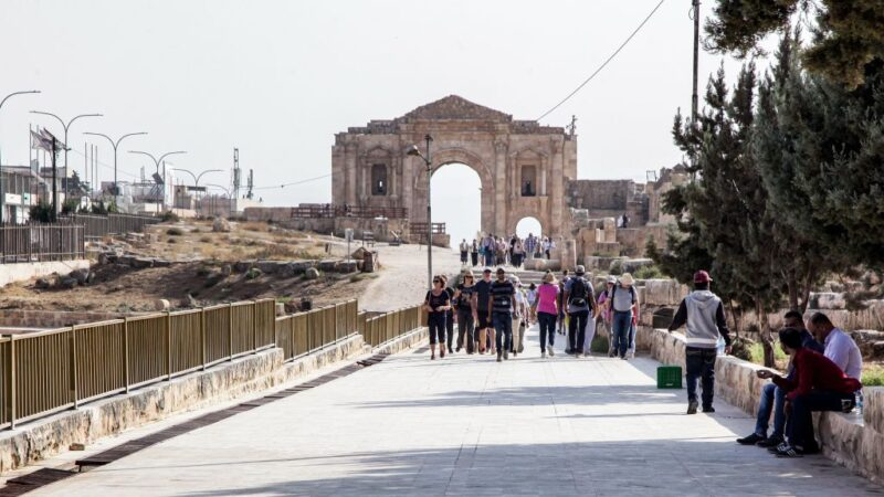 約旦古城男子持刀亂刺 8傷包括4名外國遊客