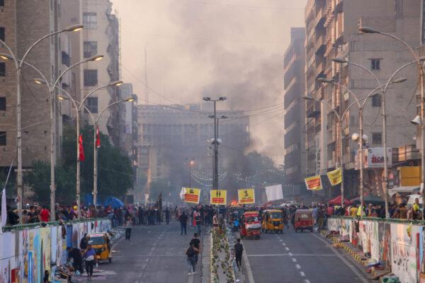伊拉克政府边谈改革边实弹镇压 示威人士再酿7死
