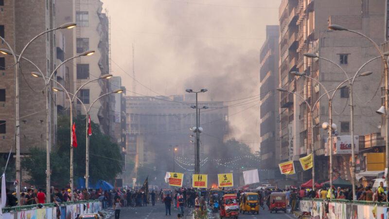 伊拉克政府邊談改革邊實彈鎮壓 示威人士再釀7死