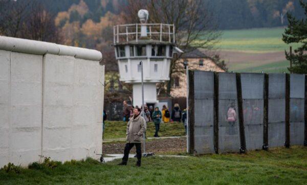 川普紀念柏林牆倒塌弦外有音:仍有政權行蘇聯式壓迫