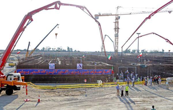 布什尔核电厂2号机组 伊俄启动建设