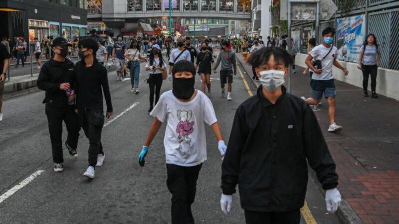 中共監控新技術 便衣用感應設備近距蒐集港人身份訊息