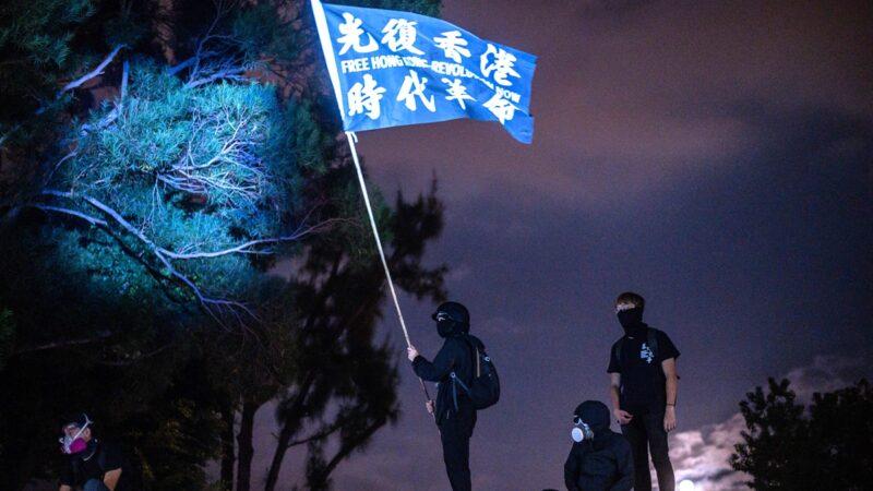 百餘香港學生寫700封信 細述三罷堵路原因