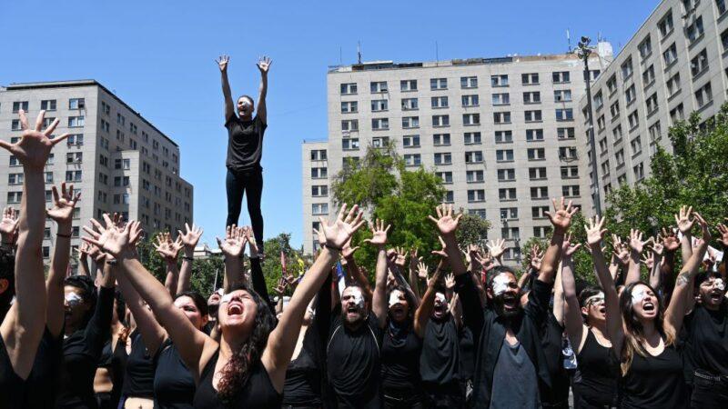 智利警用鳥彈鎮壓 逾200示威者眼睛受傷或失明