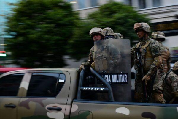 莫拉莱斯下台黑帮洗劫 玻国临时总统力图重回正轨