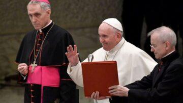 意媒:教宗方济各将对香港事件发声
