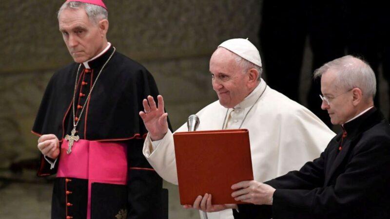 意媒:教宗方濟各將對香港事件發聲