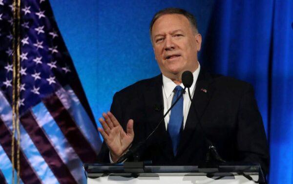 蓬佩奧宣布美國正式退出聯合國《巴黎協定》