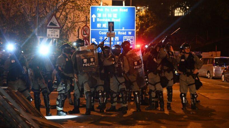 【直播回放】11.16香港理工大學現場直擊