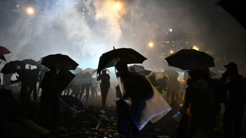 """袁斌:""""香港暴徒的酬劳""""?十足的惊天大谎!"""