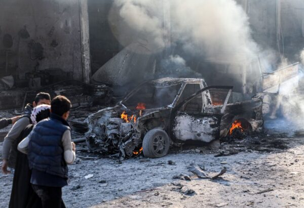 """法担心从中东""""抽身""""美军司令称恢复打击IS行动"""
