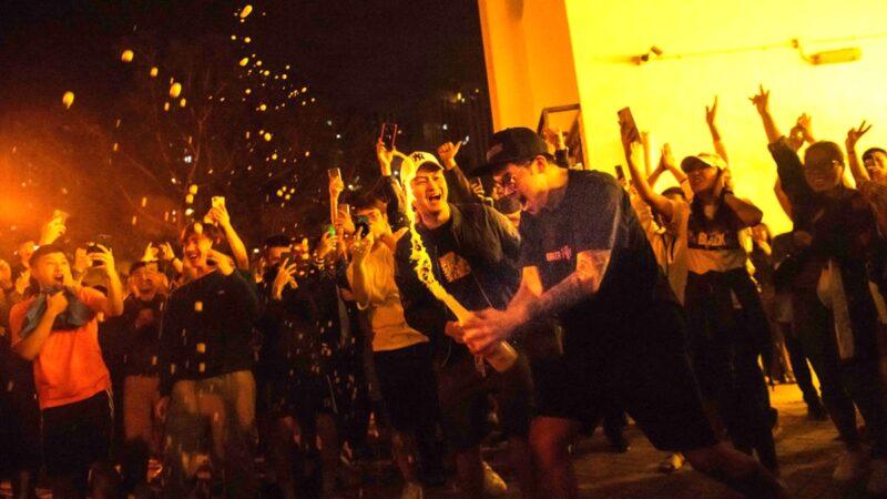 張林:中共傀儡在香港選舉中慘敗