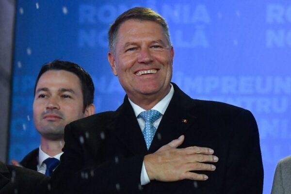 罗马尼亚总统大选 出口民调:现任总统超过6成得票率