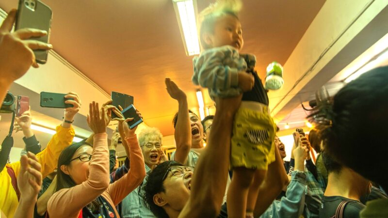 香港区选泛民主派大胜 反送中领袖几乎全上榜