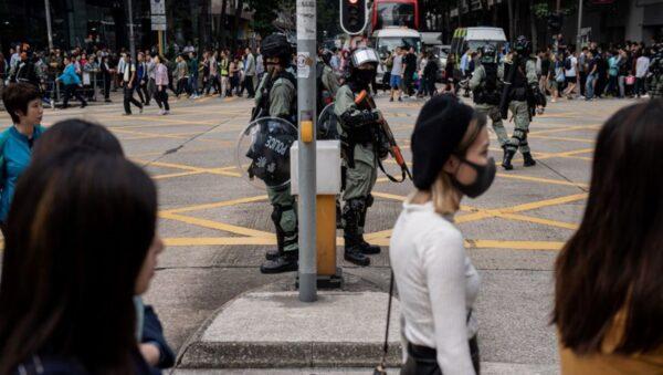 【直播回放】11.27 港民反极权 | 观塘和你Lunch